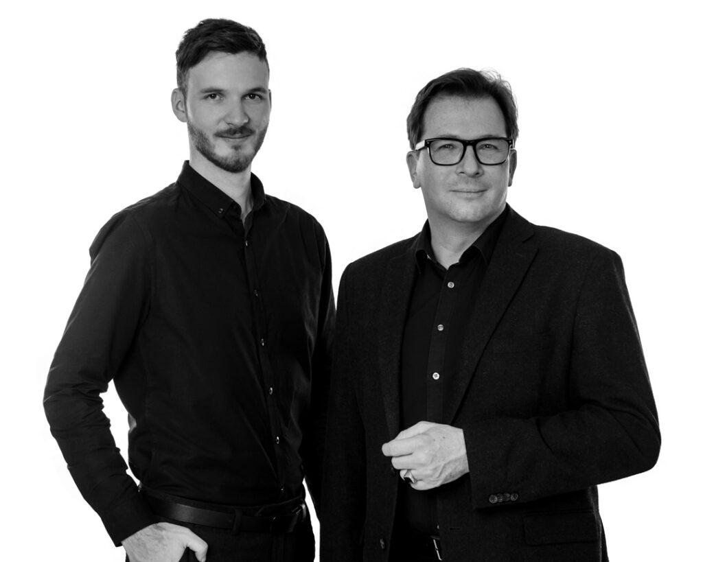 Johannes Winterl und Franc Dierl
